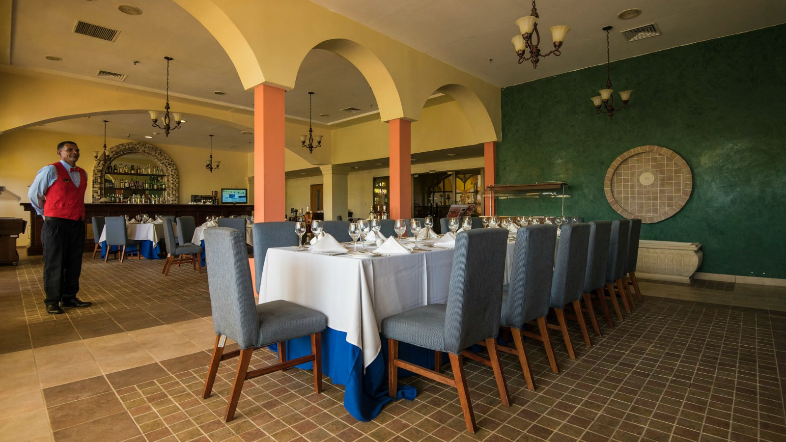 Havana Restaurants - Don Quijote Restaurant